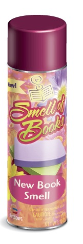 smell book