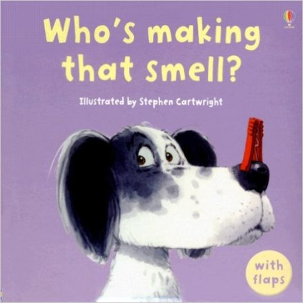 whos making that smell