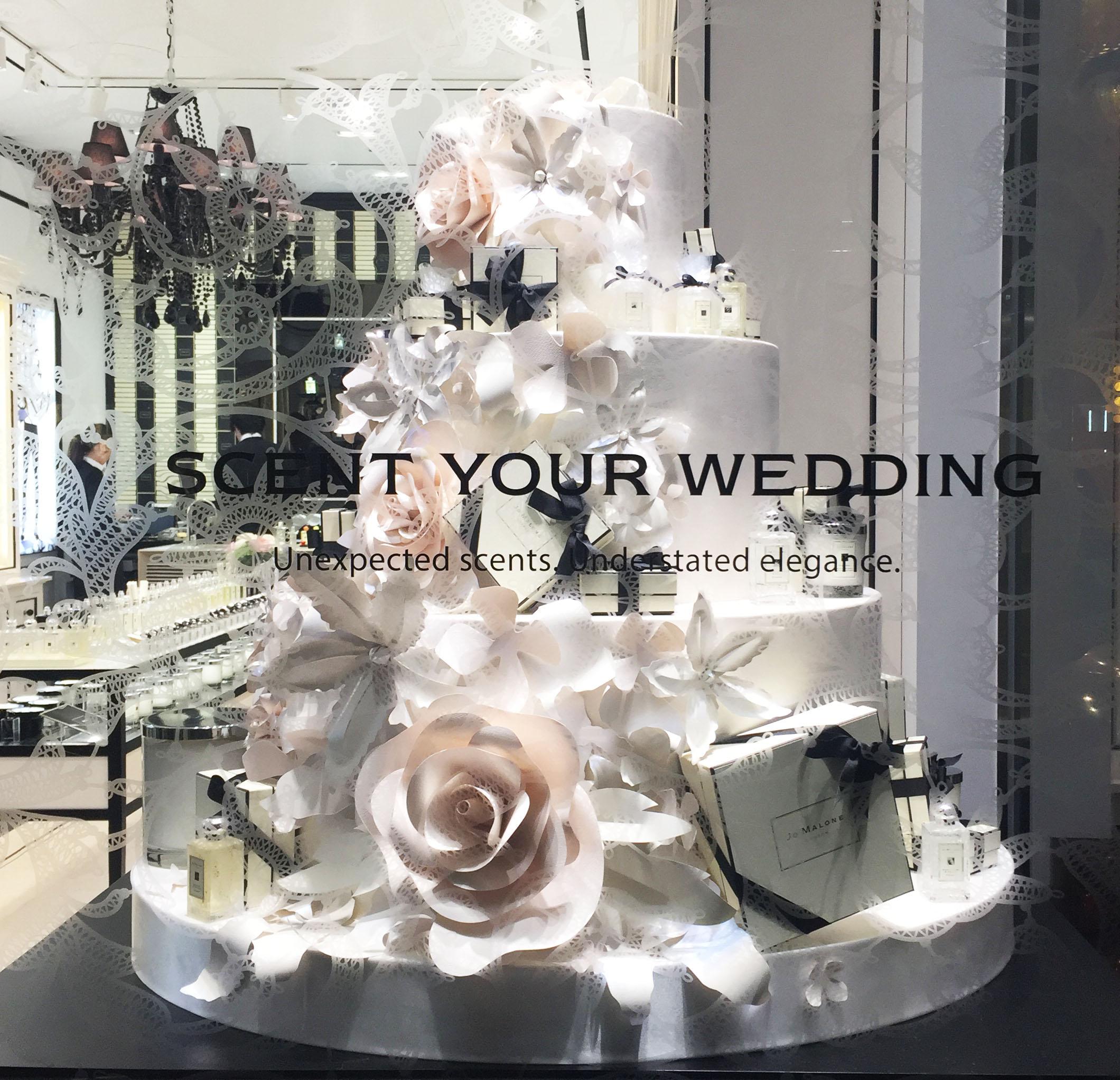 smell wedding